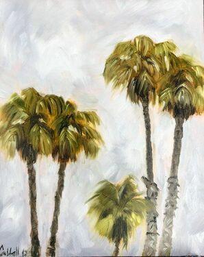Karen Gobbell Carpinteria Palms