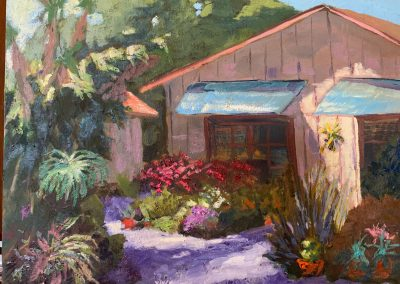 Growers Cottage by Jerry P. Martin