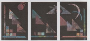 Carol North Dixon Sunfish Regatta collage 10x20