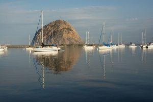 Darlene Roker Reflections In Azure Photo On Aluminum 24x20 2